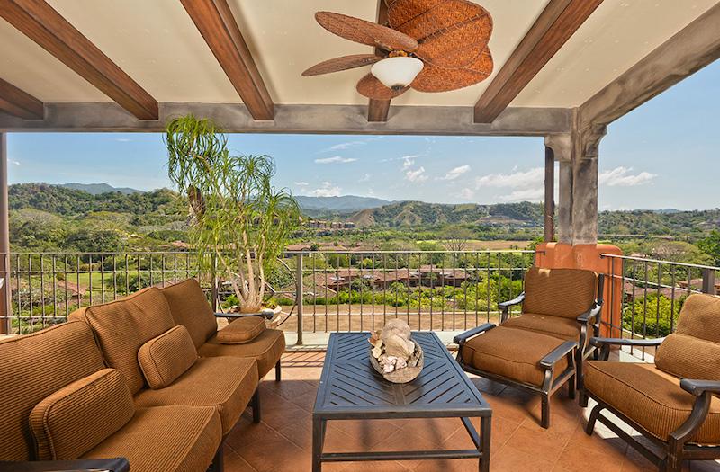 Exclusive Corner Condo with Majestic Views in Los Suenos