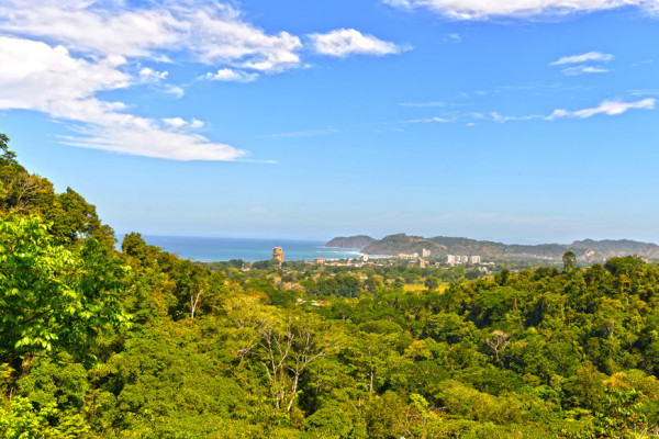 La Joya-81 hectares jewel located on the Central Pacific Coast less than three minutes from the town center of Jaco Beach