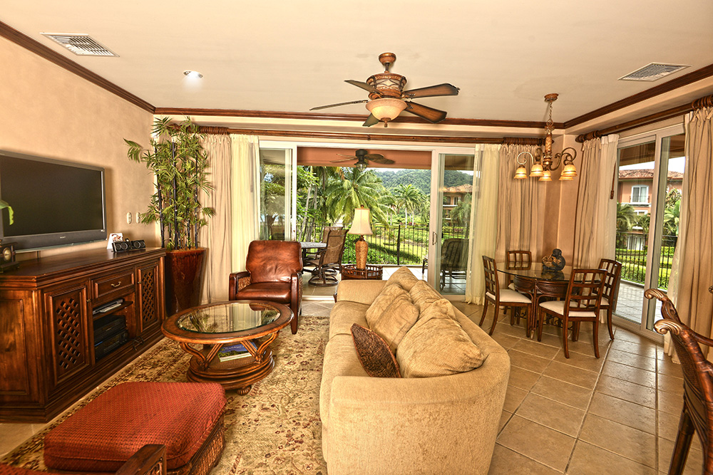 Bay Residence 6C – Ocean and river view condo, 3 bedrooms 2 baths.