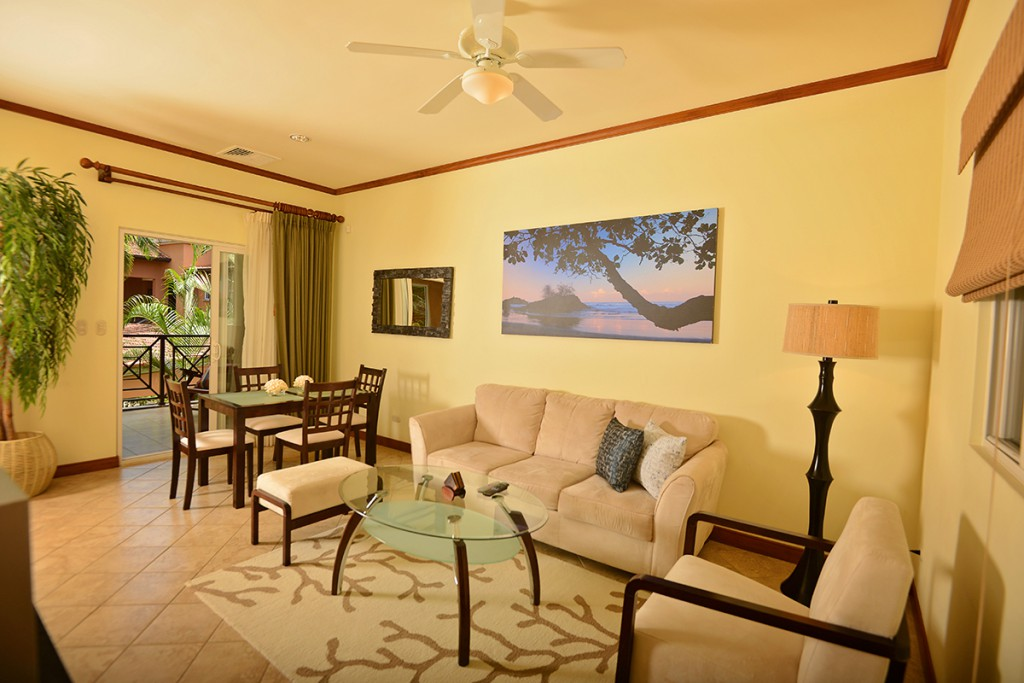 Veranda 7D- Perfectly located in the heart of the resort, 1 bedroom 1 bathroom condo with a terrace.