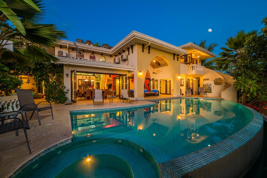 Villa Bougainvillea – Flamingo Beach