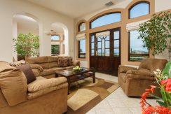 02 Pura Vida Villa Living Room