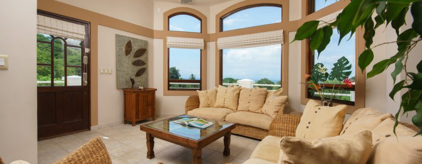 06 Pura Vida Villa Family Room