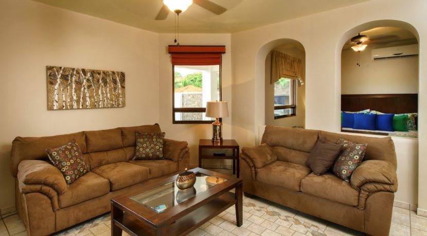 13 Pura Vida Villa Lock off Apartment - Bedroom 4