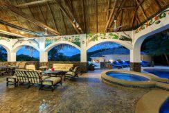 22 Pura Vida Villa Large Rancho Sitting Area
