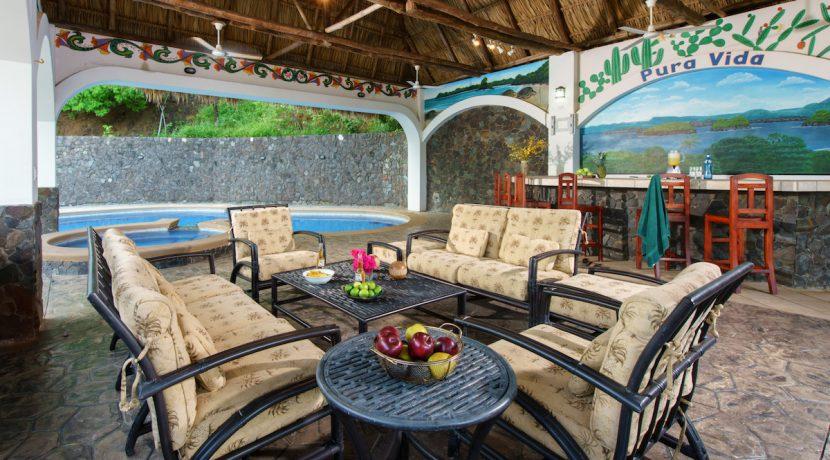 23 Pura Vida Villa Large Rancho with Wet Bar