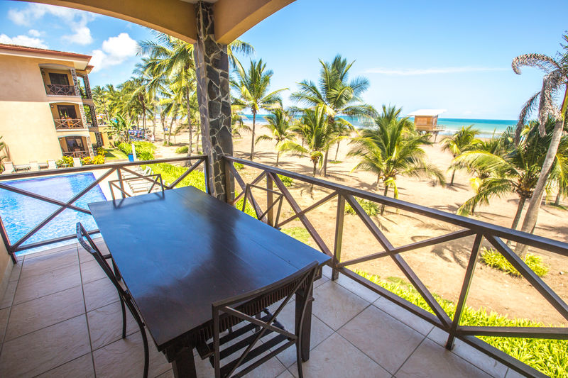 2 bedrooms – 2 baths ocean front at Bahia Encantada Jaco