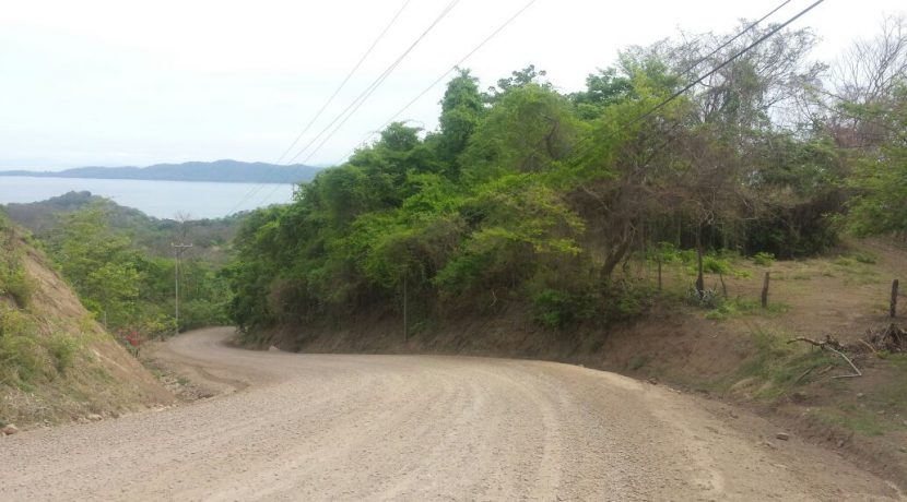 Public Road at Property Entry
