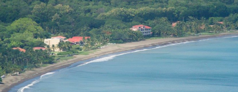Playa Potrero Aerial View