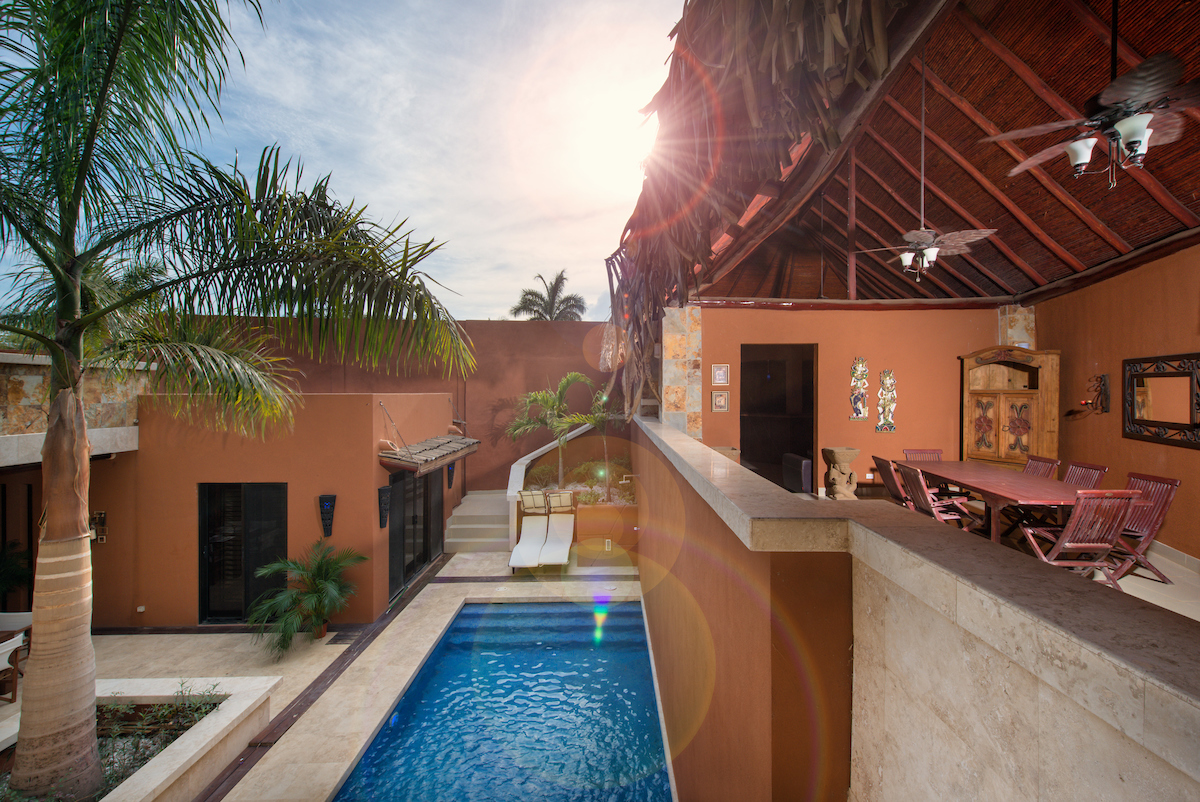 Tamarindo – Villa with Private Pool Short Walk to Ocean