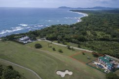 Unique walking distance parcel to the beach at Hacienda Pinilla luxury gated community