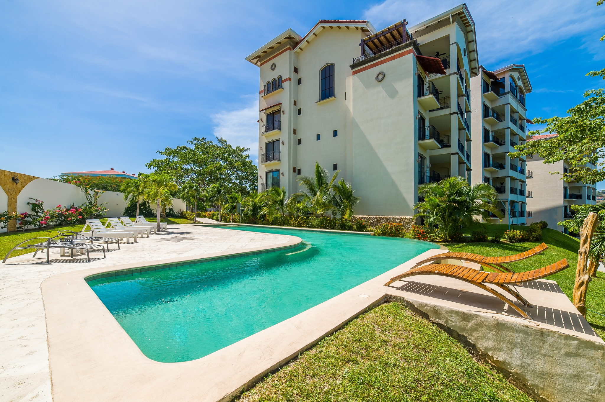 Stunning Ocean View Condo in  Oceanica development-Playa Flamingo