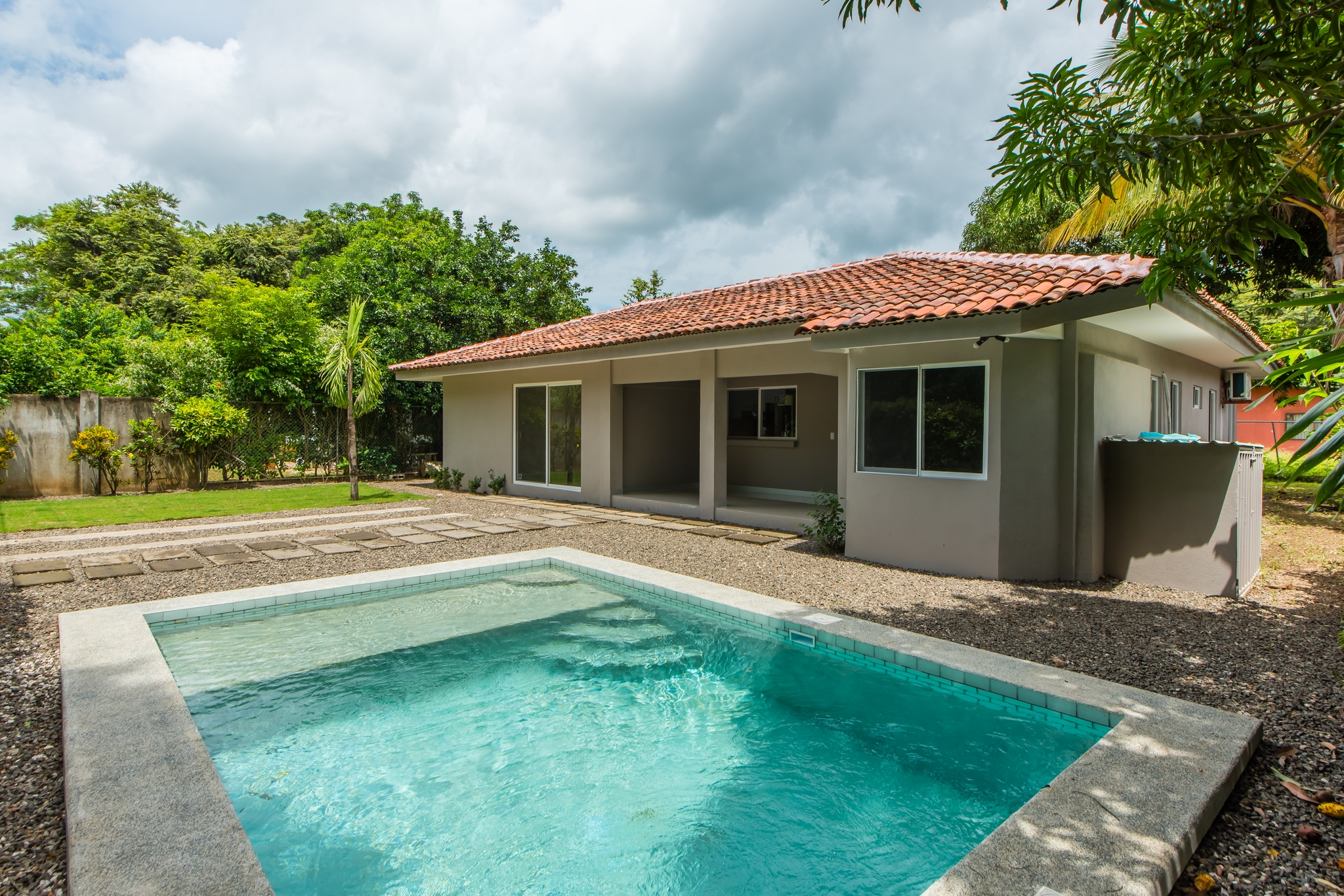 Casa Tucan-Home close to the beach! Fully Furnished 3 bedroom 3 bath- Surfside Estates, Playa Potrero