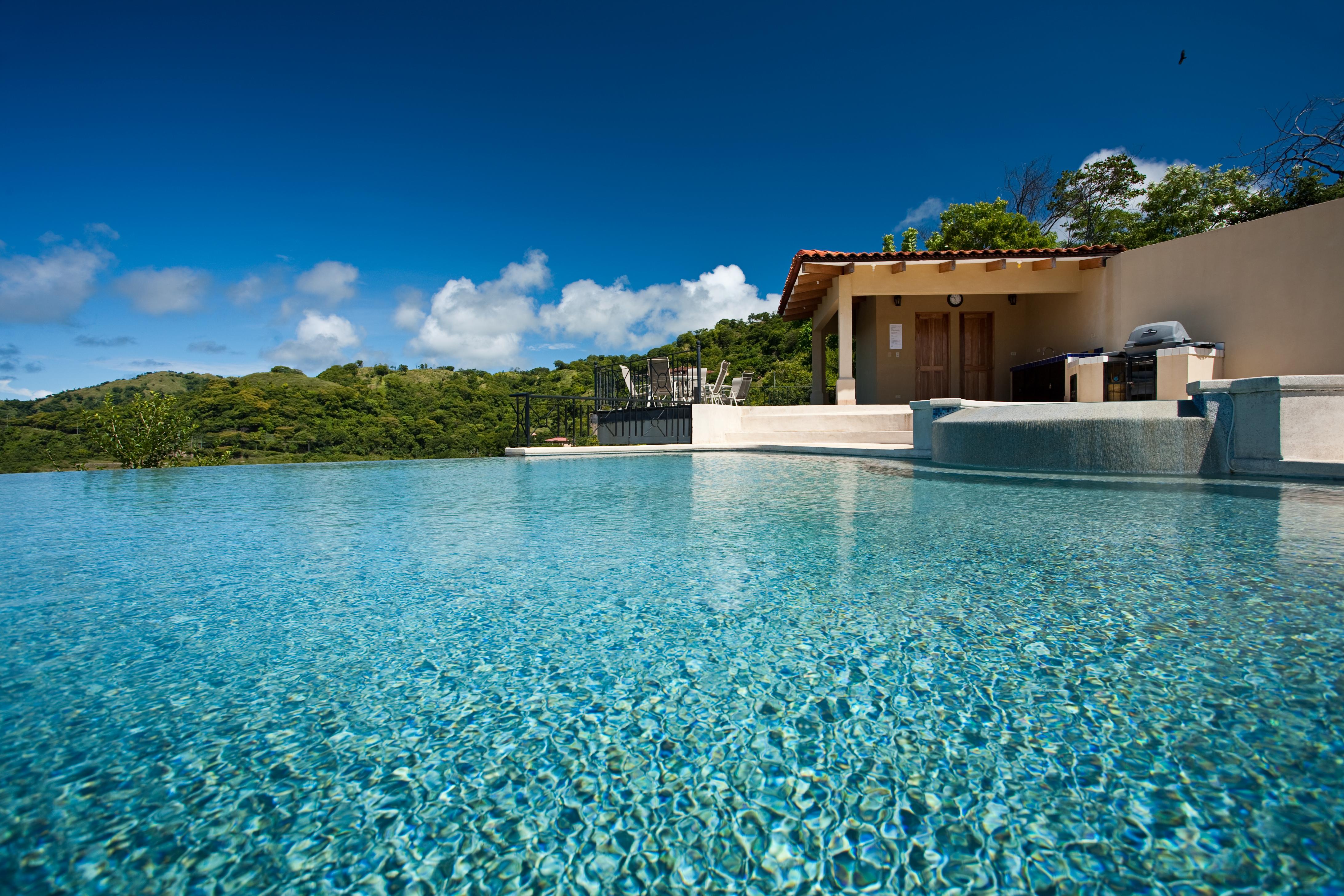 Ocean view, dual level wrap-around balconie villa- perfect for whale watching.-Playa Potrero