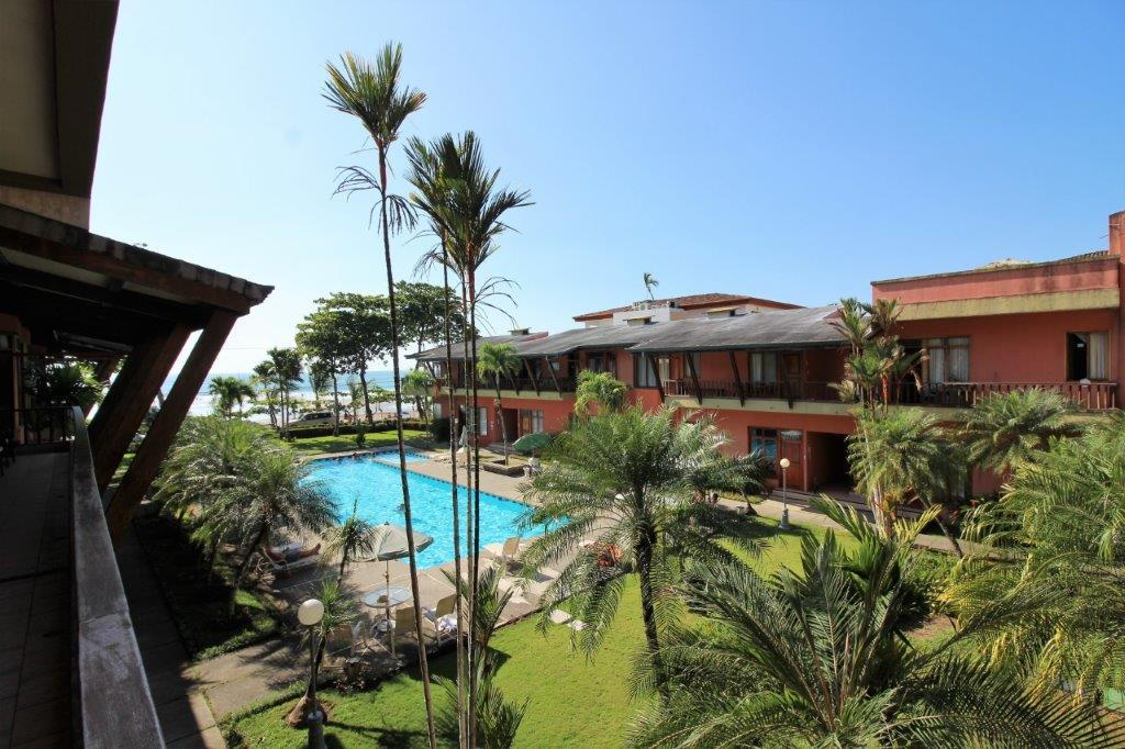 On the beach, 1 bedroom Condo in the south of Jaco