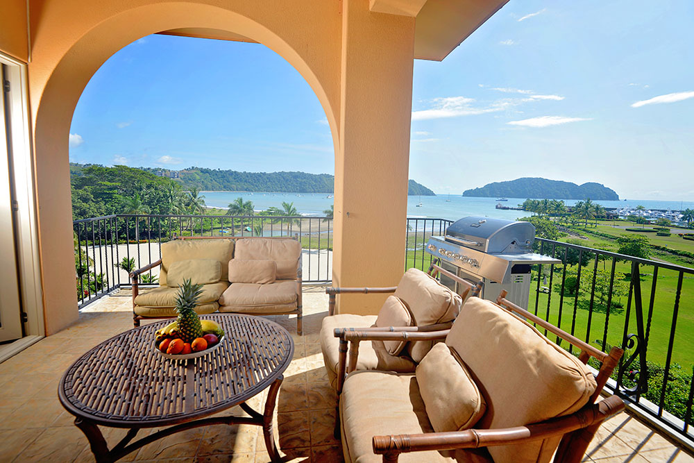 3 Bedroom Ocean Front Condo with Best Location at Los Suenos!