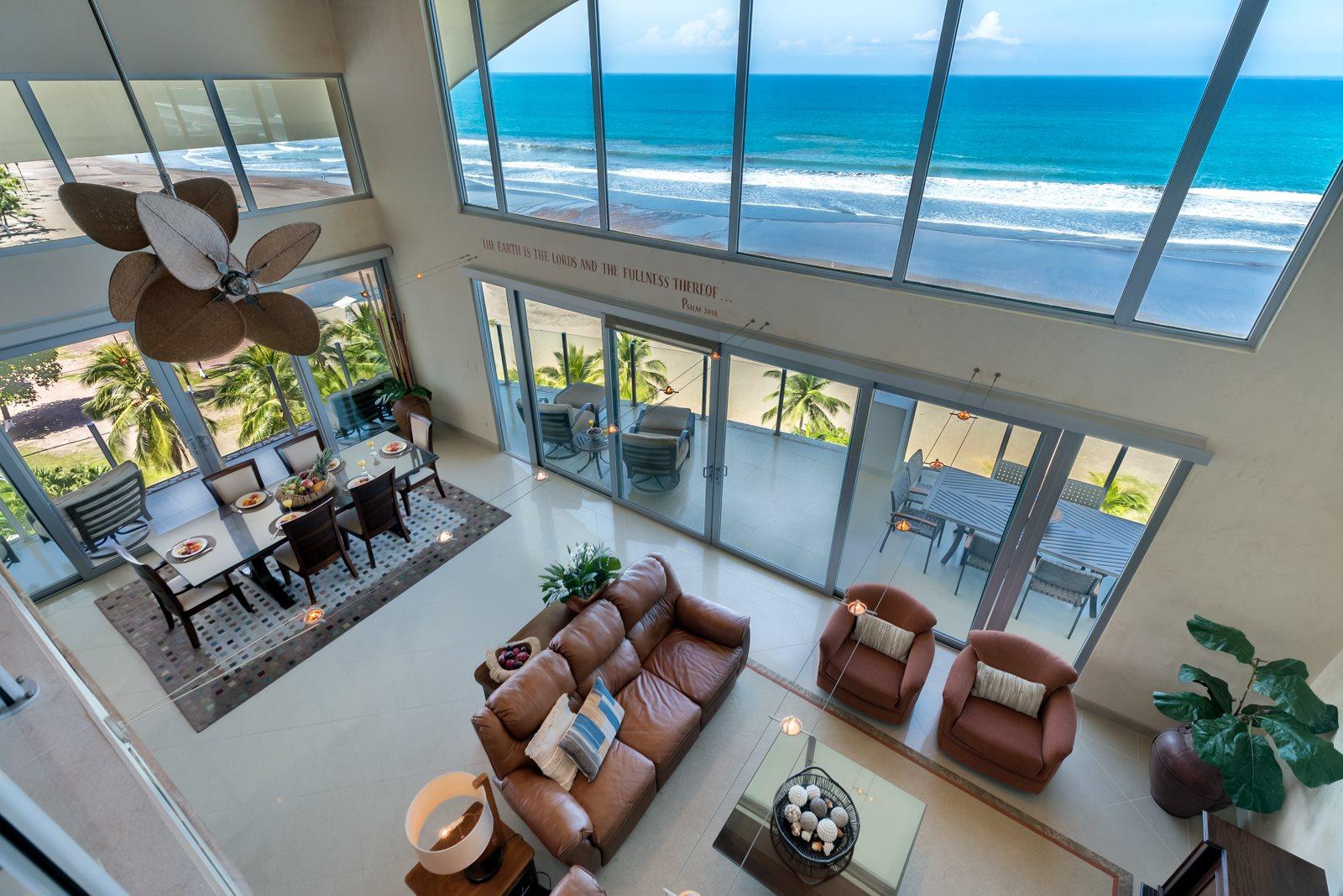4 Bedroom Luxury Ocean View Penthouse Wrap Around Balconies-FINANCING AVAILABLE