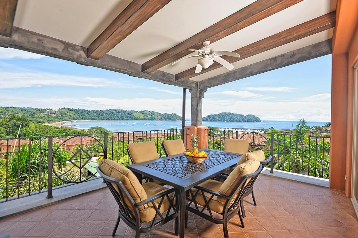Amazing ocean view 3 bedroom 3 baths at Los Suenos.