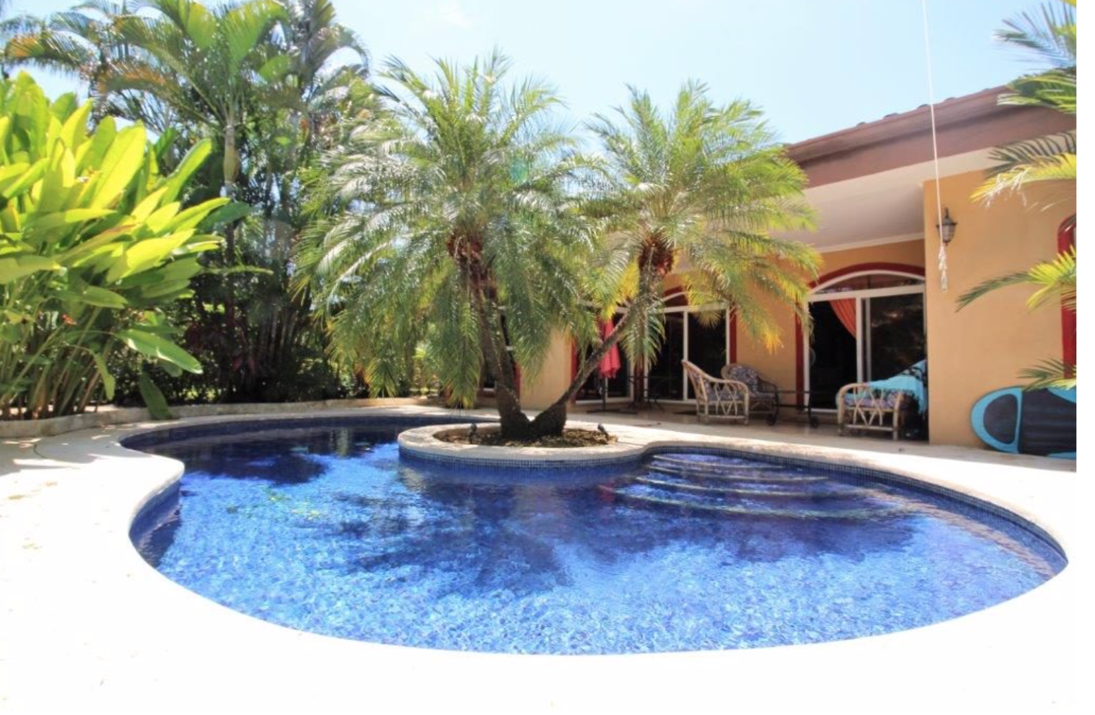 Costa del Sol – Gated Community – 3 Bedroom 3 Bath Home with Private Pool