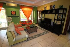 Costa-Rica-Beach-Home-for-sale-living-room-and-entertainment-area