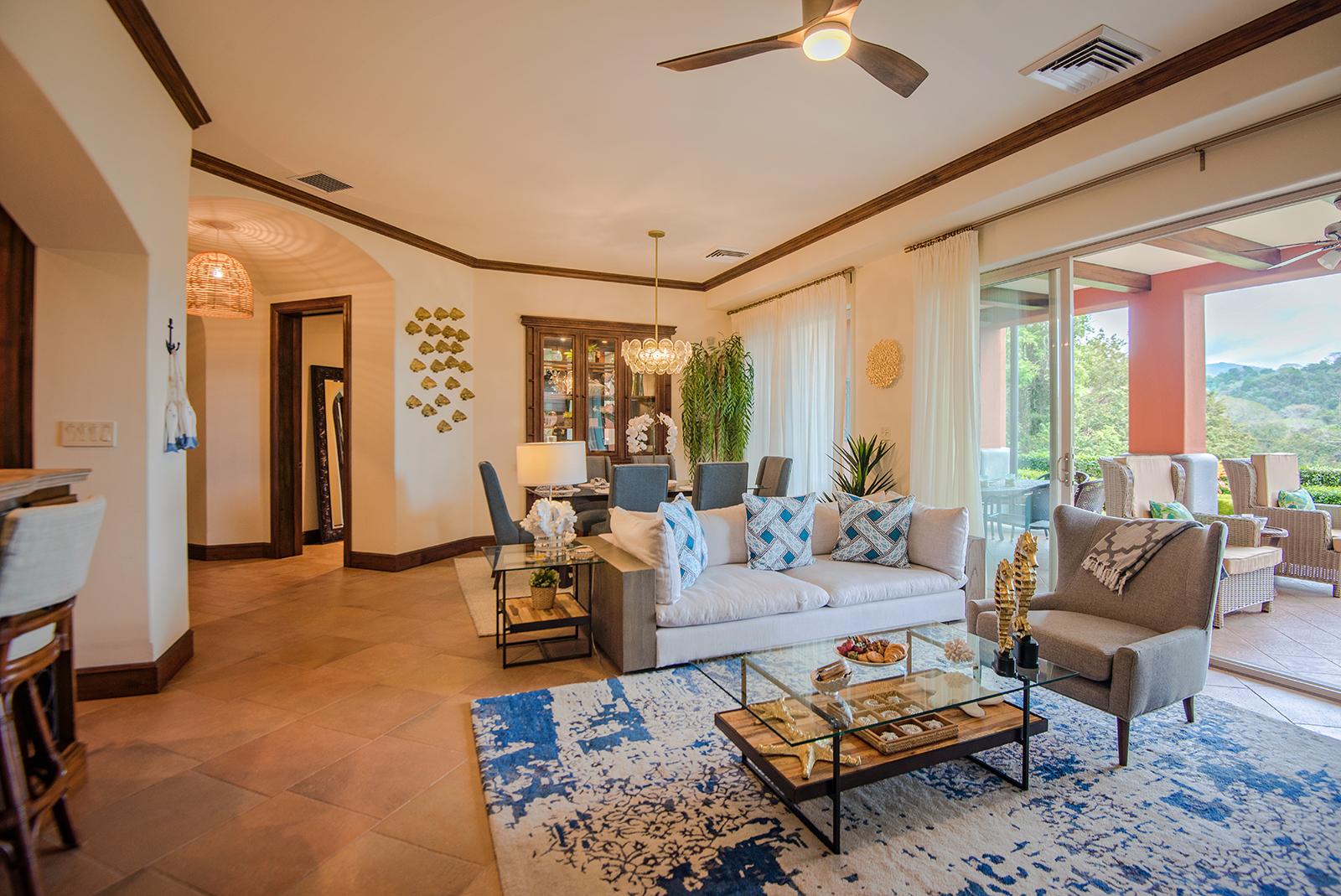 Montebello 4E- Fully Furnished Luxury Garden Level Condominium Located In The Most Exclusive Community