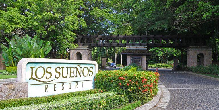 Los Suenos Main Entrance copy