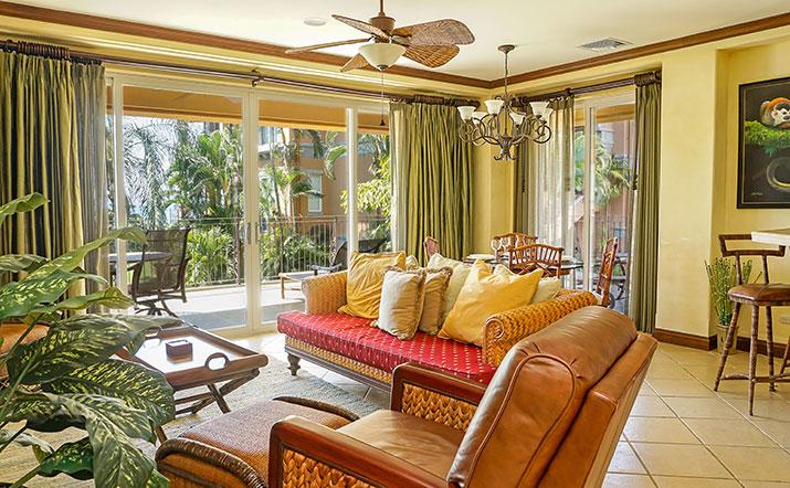 3 Bedroom, 2 Baths Ocean View Condo – Bay Residence 9C.