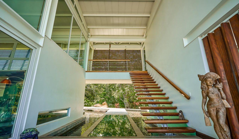 Center Staircase