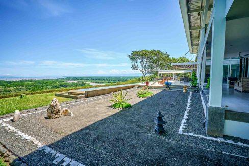 View _ zen garden